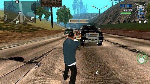 Svobodný svět v GTA 5