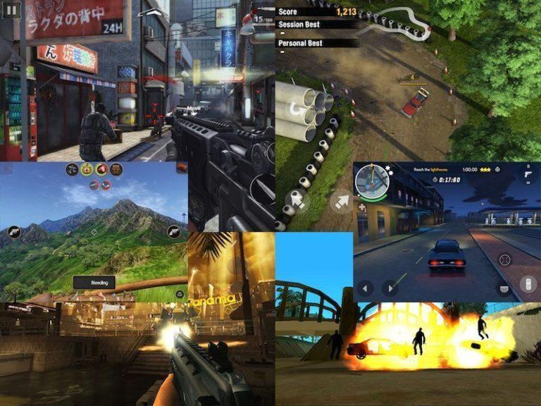 6 Svobodných her, kde je otevřený svět