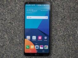 LG G6 bude mít Android 9 Pie velmi brzy