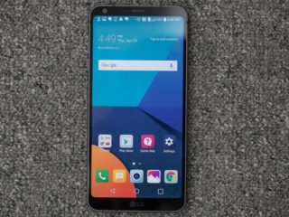 LG G6 se Snapdragon 821. LG G7 bude mí Snapdragon 845