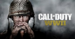 Nintendo Switch Call of Duty WWII