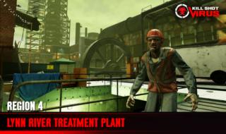 Kill Shot Virus android hra zdarma