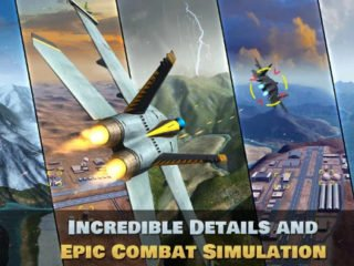 Ace Force: Joint Combat android hra