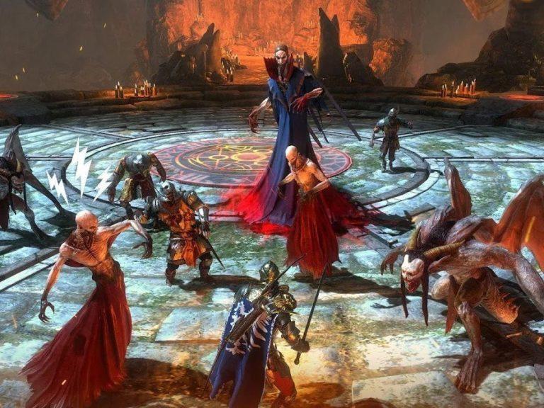 Blade: RPG Legends akční android RPG hra