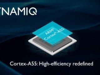 Cortex-A75 a Cortex-A55