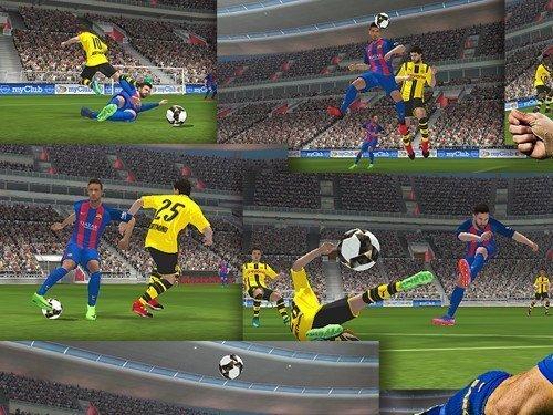 Fanoušci fotbalu mohou očekávat Pro Evolution Soccer 2017   novinky hry