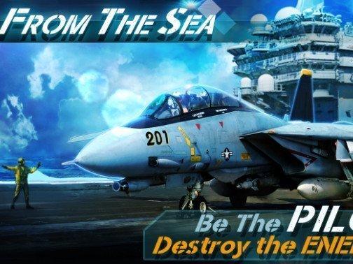 Akční hry FROM THE SEA