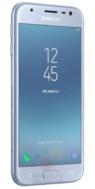 Samsung Galaxy J7 2017 - stříbrná varianta