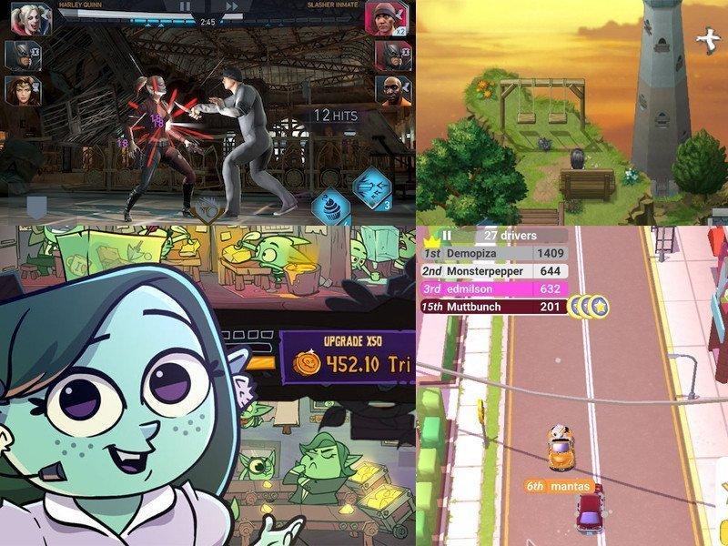 Nejnovější android hry tento týden k 11. Květnu   novinky hry
