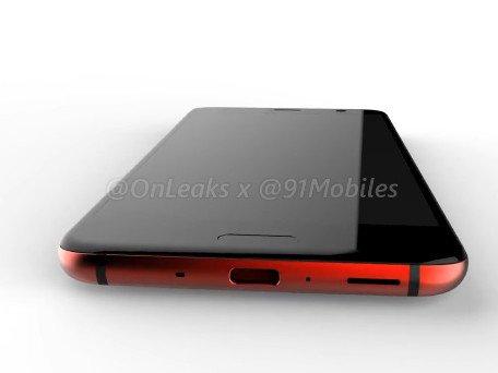 Krásné rendery HTC U 11. Nového vlajkového telefonu HTC.   novinky
