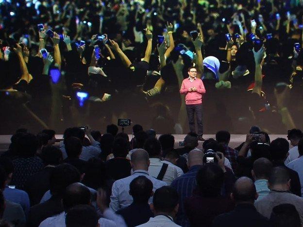HTC U 11 živý přenos