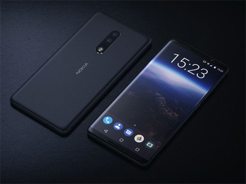 Nokia 9 odhalení