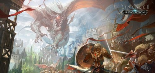 Lineage 2: Revolution na Android