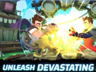 Bojová hra Smash Supreme pro více hráčů   novinky hry akcni hry