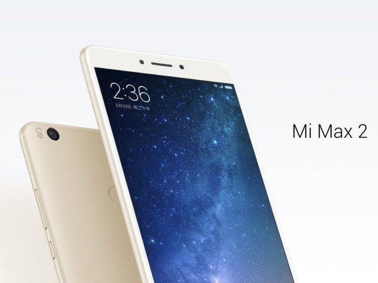 Xiaomi Mi Max 2 odhalen novinky