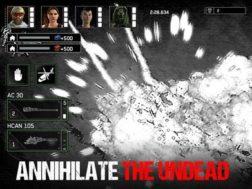 Zombie Gunship hra na mobil