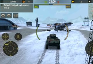 Grand Tanks: Tank Shooter