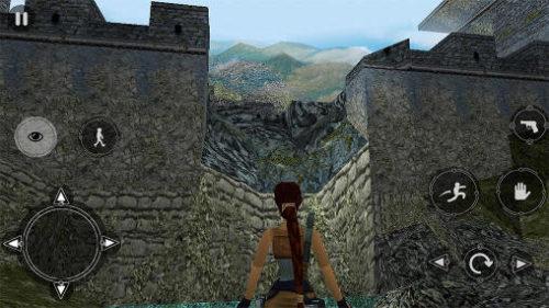 Tomb raider 2 android hra