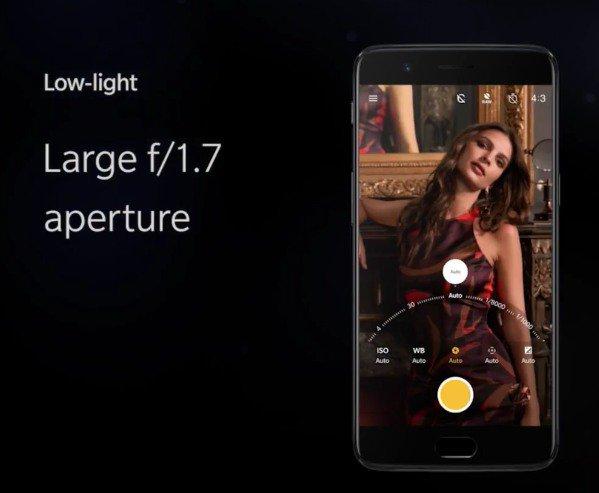 Fotoaparát s f/1.7 - perfektní fotografie i v horších světelných podmínkách