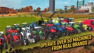 Farming Simulator 18 Android hra