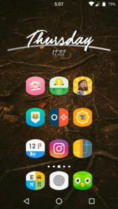 Pixel Cylinder UI ikonky