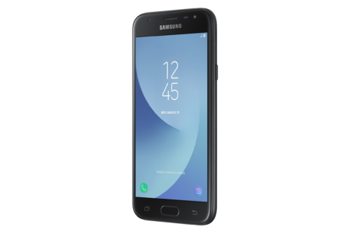 Samsung Galaxy J3 2017 SM-J330 - černé provedení