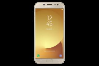 Samsung Galaxy J7 2017 SM-J730 - zlaté provedení