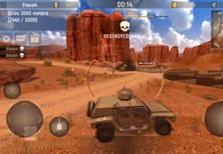 Krom tanků máte ve hře normální armádní vozidla