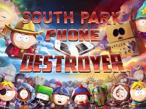 Android hra South Park Phone Destroyer od UbiSoft