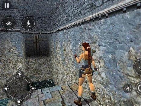 Tomb Raider 2 android hra ke stažení