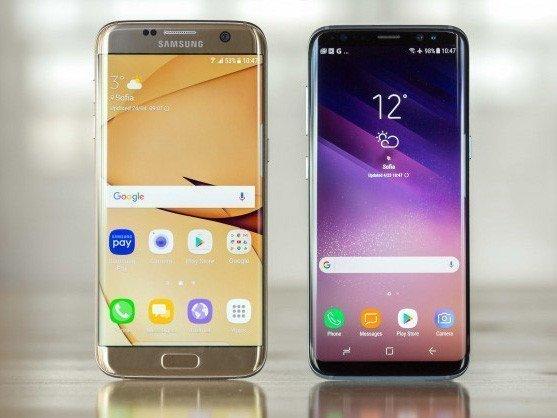 Samsung Galaxy S8 a S8+ je nejlepší telefon podle zákazníků novinky