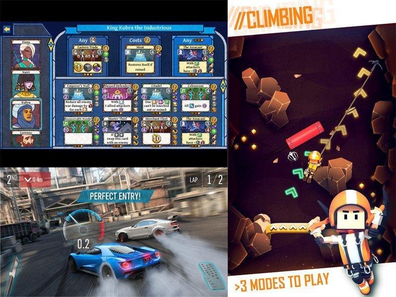 Hry ke stažení zdarma na Android