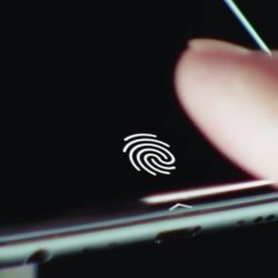 Snímač otisků prstů ultrasonic od Qualcomm