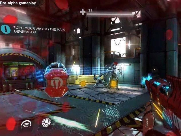 Shadowgun Legends beta test