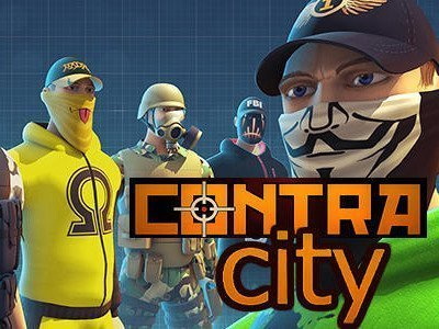 Contra city online   novinky androidhry akcni hry