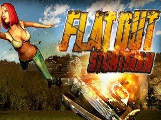 Flatout - Stuntman hra na mobil