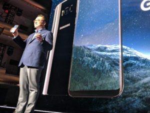 Samsung Galaxy S8 - výsledky firmy Samsung jsou na rekordním maximu