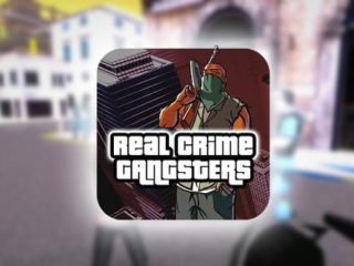 Real Crime Gangsters hra android