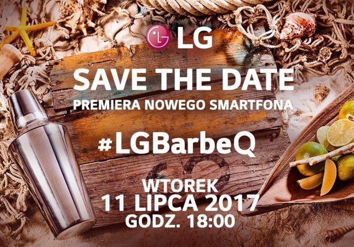 Pozvánky na LG G6 Mini Q6