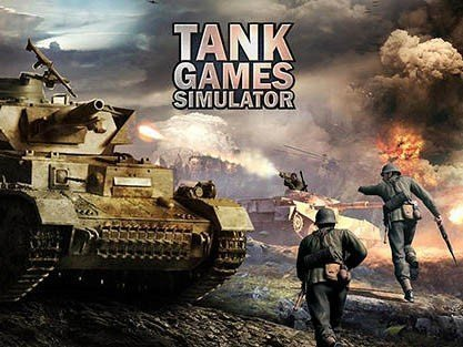 Heavy army war tank driving simulator: Battle 3D