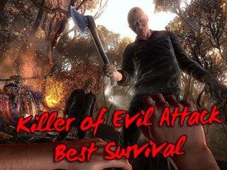 Killer of evil attack: Best survival hra ke stažení