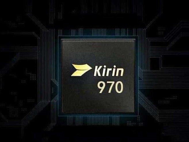 Kiron 970 a Huawei P20