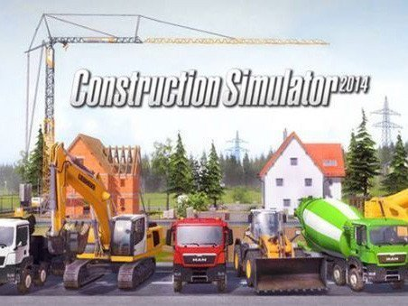 Mobile Game Construction Simulator 2014