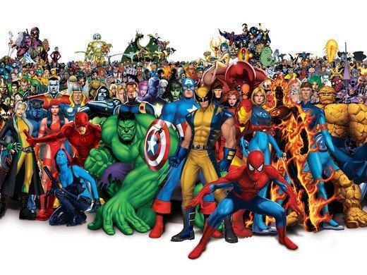 Marvel hra na mobil