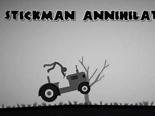 Stickman Dismount 2 Annihilation