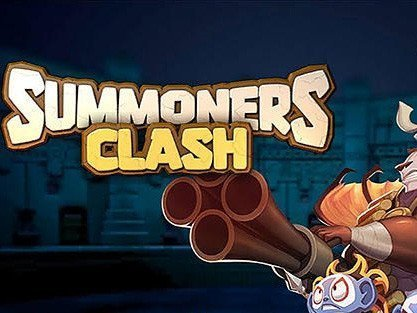 Summoners clash game for Android