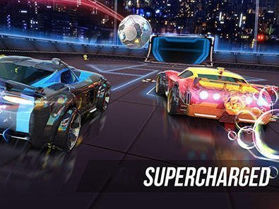Android hra Supercharged