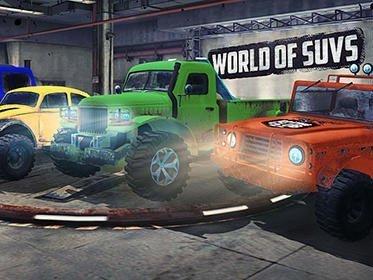 World of SUVs: Online   zavodni hry super hry novinky hry