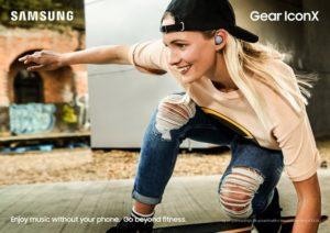 Samsung Galaxy IconX sluchátka 2019