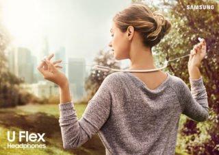 Sluchátka U Flex
